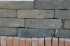black brick, handmade bricks custom made